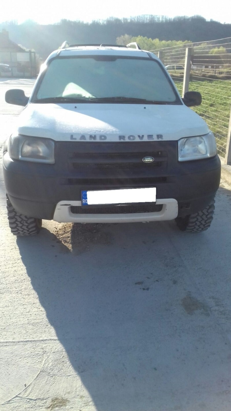 Dezmembrez Land Rover Freelander - Poza 1