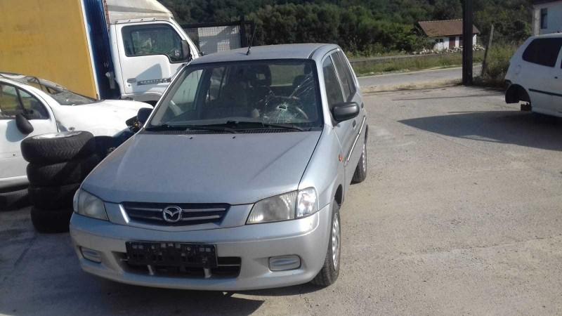 Dezmembrez Mazda 2 - Poza 4