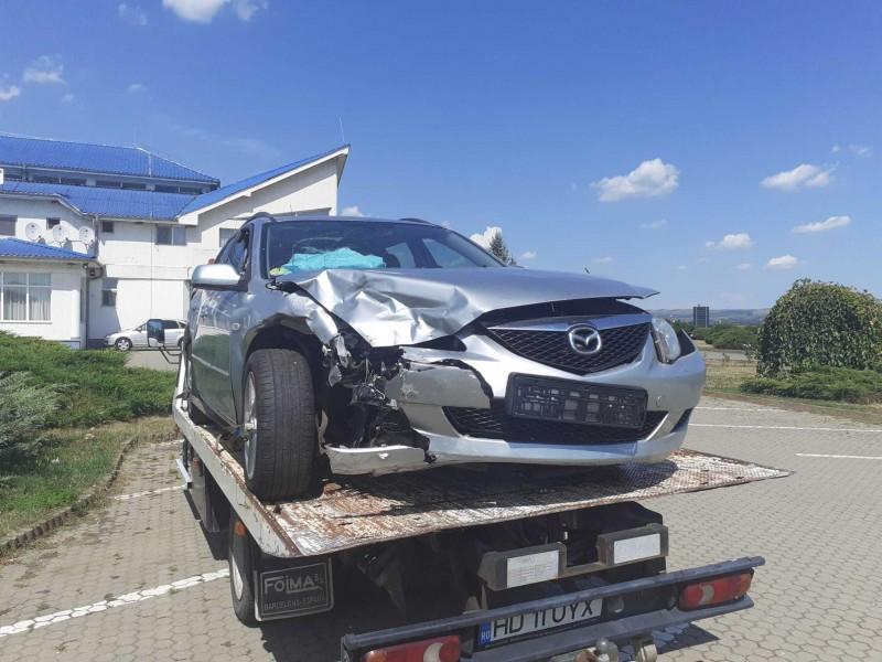 Dezmembrez Mazda 6 - Poza 1