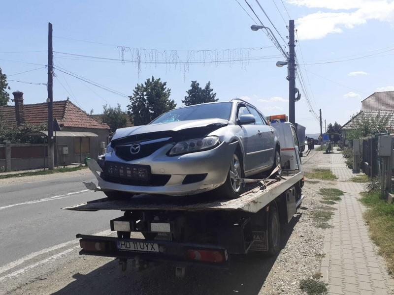 Dezmembrez Mazda 6 - Poza 3