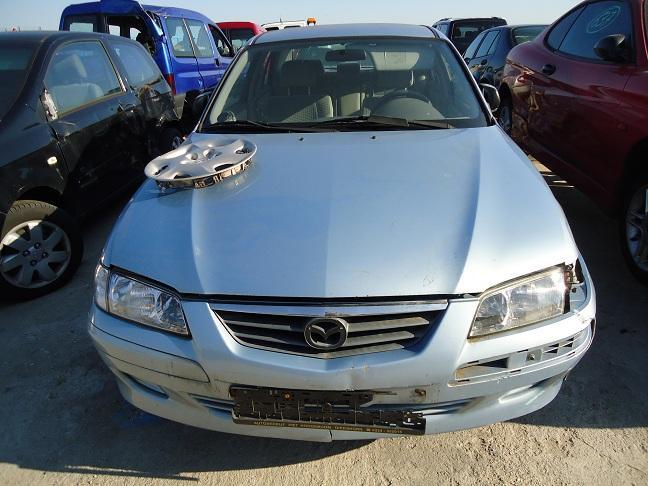 Dezmembrez Mazda MX5 2004 Benzina Berlina - 30 Ianuarie 2013 - Poza 1