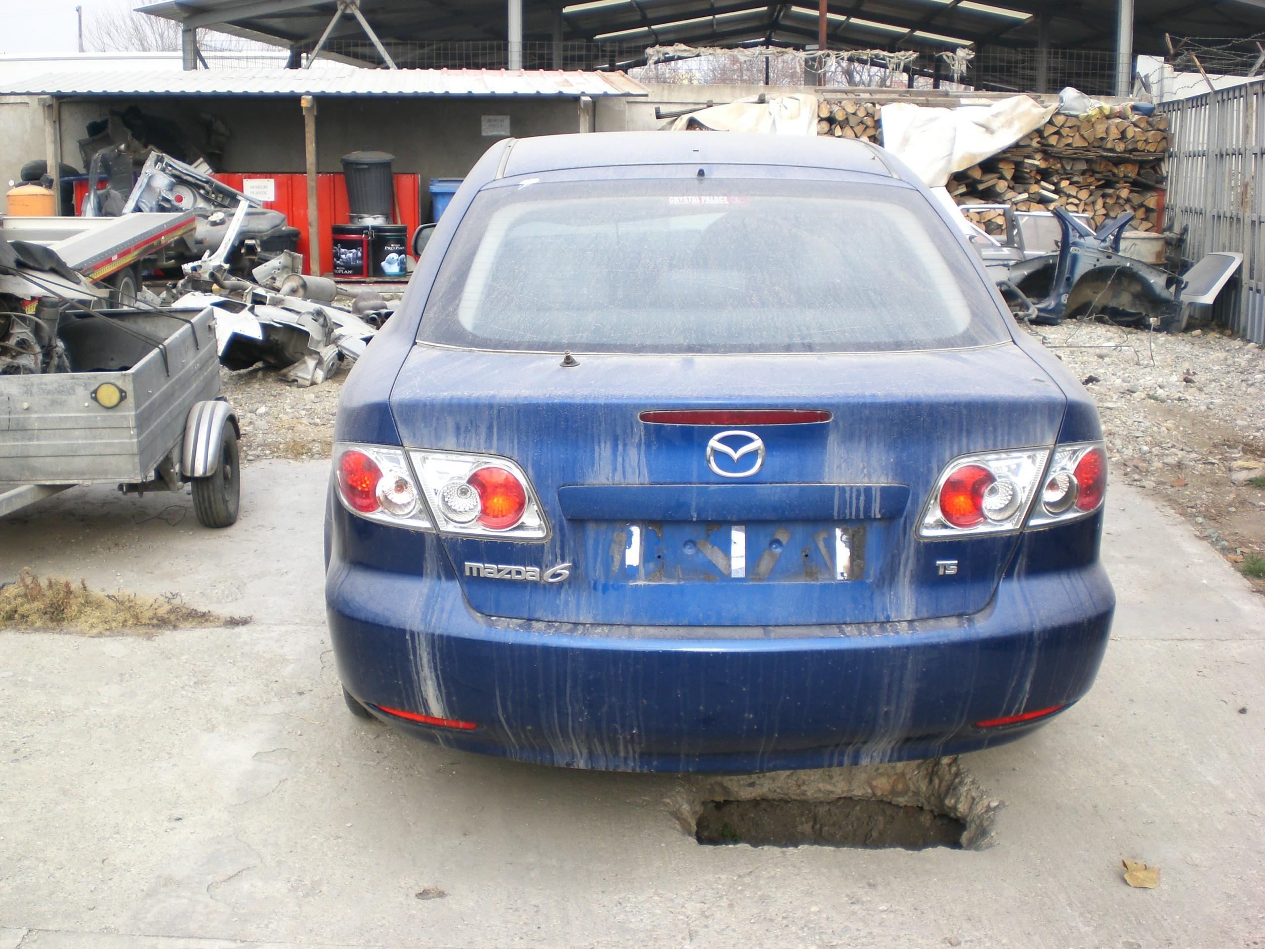 Dezmembrez Mazda MX5 2005 Benzina Berlina - 08 Martie 2013 - Poza 3