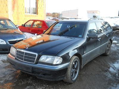 Dezmembrez Mercedes C180 1997 Benzina Combi - 26 Martie 2012 - Poza 2