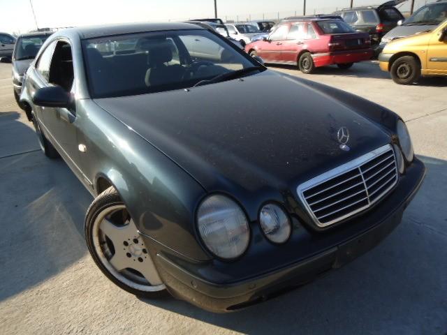 Dezmembrez Mercedes CLK - Poza 3
