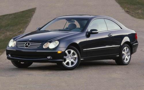 Dezmembrez Mercedes CLK - Poza 1