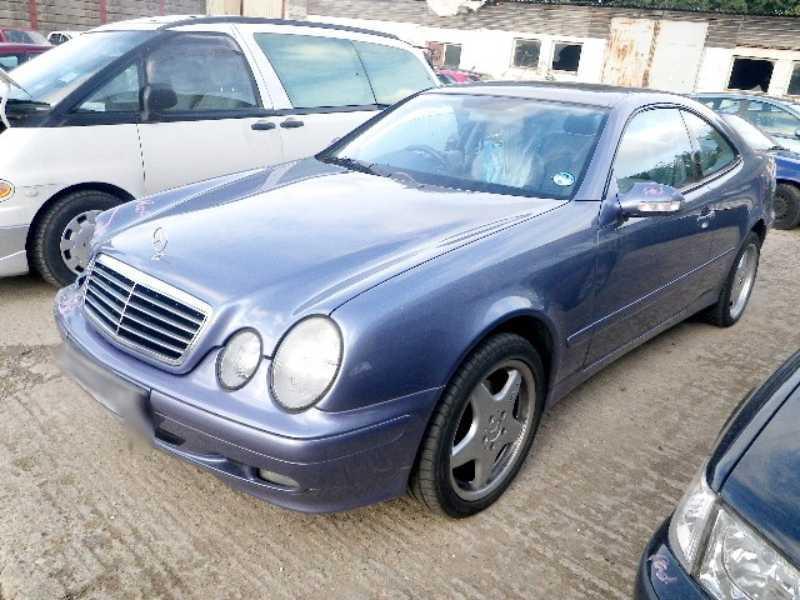 Dezmembrez Mercedes CLK230 2002 Benzina Coupe - 05 Martie 2013 - Poza 1