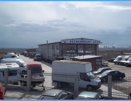 Dezmembrez Mercedes Sprinter 2003 Diesel VAN - 03 Ianuarie 2013 - Poza 2