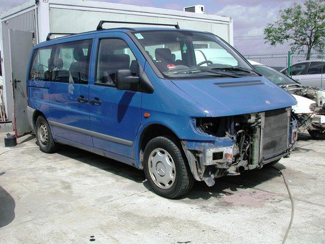 Dezmembrez Mercedes Vito 1998 Diesel Monovolum - 16 Iunie 2012 - Poza 5