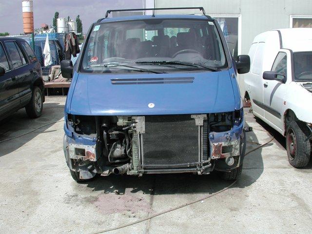 Dezmembrez Mercedes Vito 1998 Diesel Monovolum - 16 Iunie 2012 - Poza 1