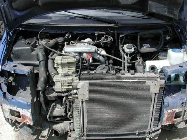Dezmembrez Mercedes Vito 1998 Diesel Monovolum - 16 Iunie 2012 - Poza 4