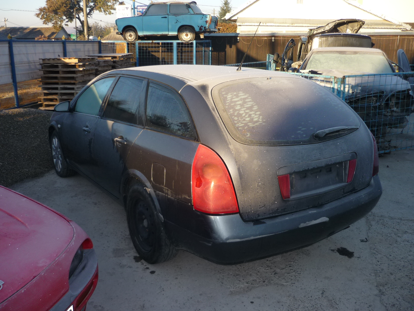 Dezmembrez Nissan Primera 2003 Diesel Combi - 19 Octombrie 2011 - Poza 1