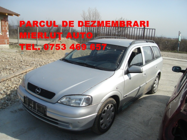 Dezmembrez Opel Astra-G 2000 Diesel Combi - 20 Septembrie 2012 - Poza 4