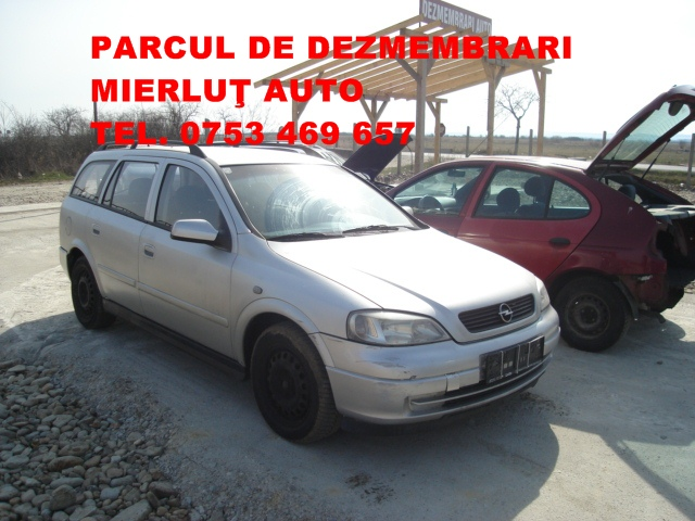 Dezmembrez Opel Astra-G 2000 Diesel Combi - 20 Septembrie 2012 - Poza 1