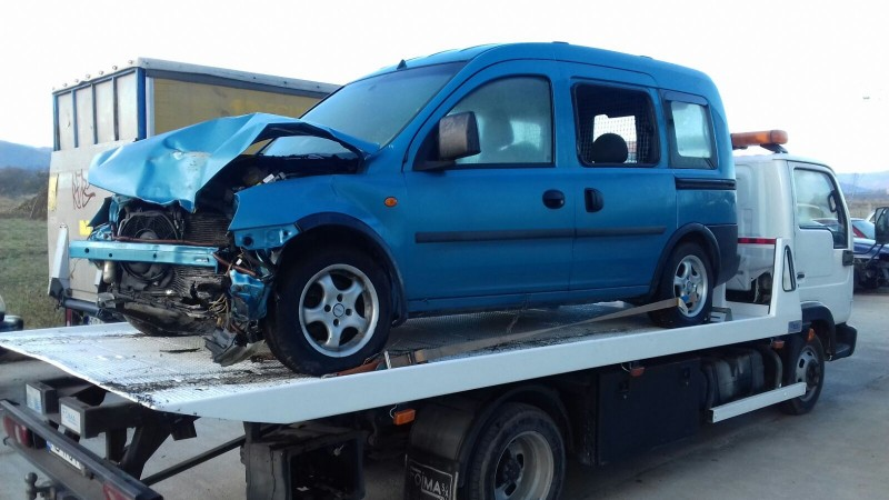 Dezmembrez Opel Combo - Poza 3