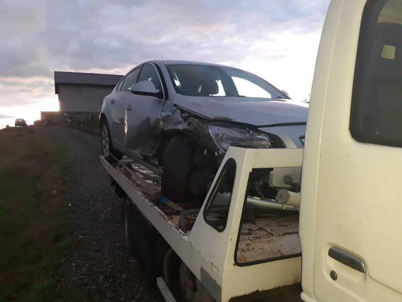 Dezmembrez Opel Insignia - Poza 1