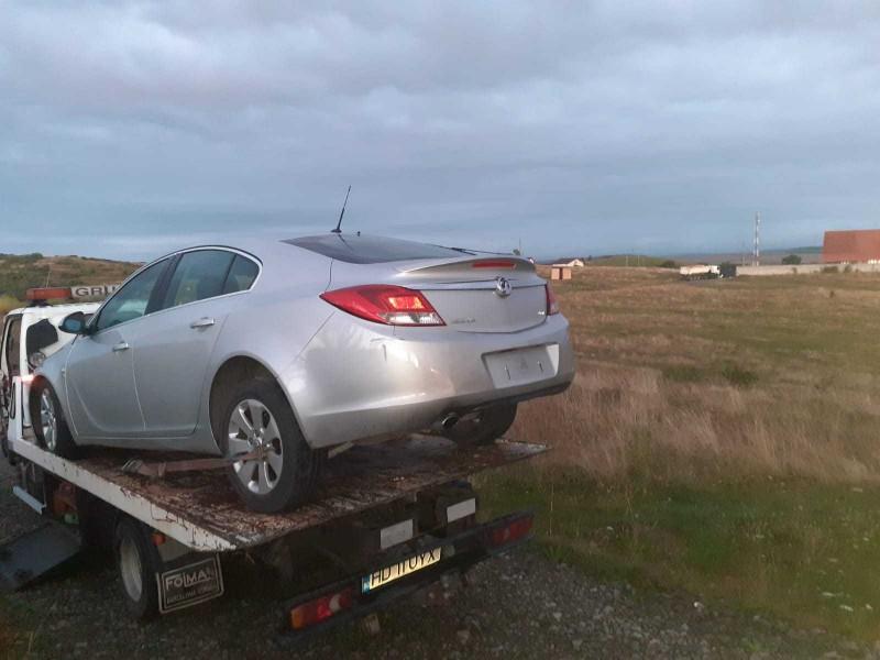 Dezmembrez Opel Insignia - Poza 2