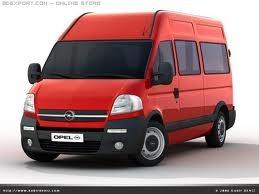 Dezmembrez Opel Movano - Poza 2