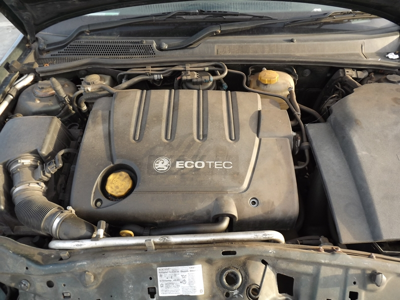 Dezmembrez Opel Signum 2004 Diesel Combi - 02 Noiembrie 2012 - Poza 4