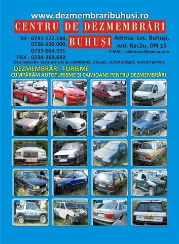 Dezmembrez Opel Vectra-B 1998 Benzina Berlina - 13 Noiembrie 2012 - Poza 1