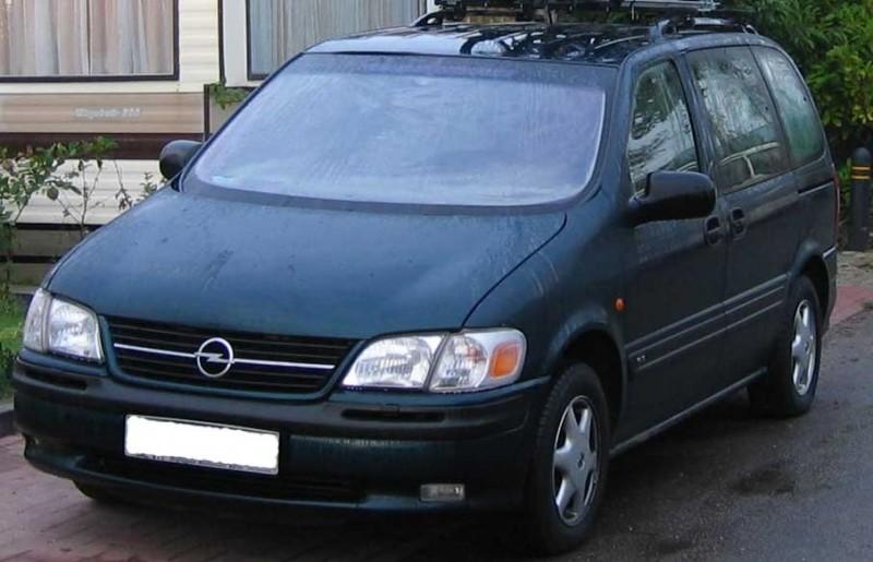 Dezmembrez Opel Zafira - Poza 1