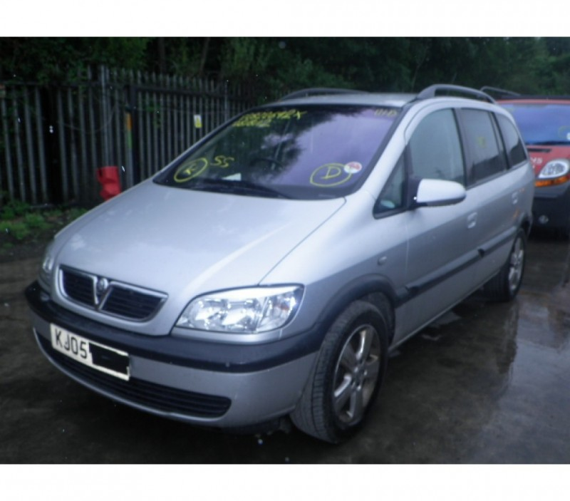 Dezmembrez Opel Zafira - Poza 4
