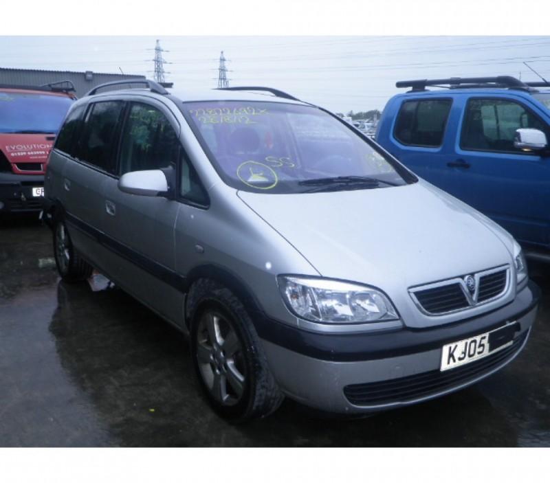 Dezmembrez Opel Zafira - Poza 2