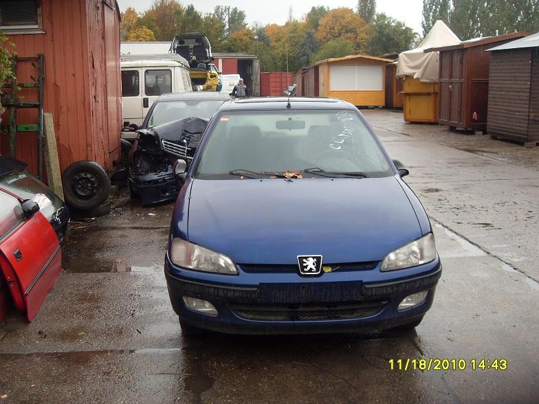 Dezmembrez Peugeot 106 1998 Benzina Coupe - 16 Octombrie 2011 - Poza 2