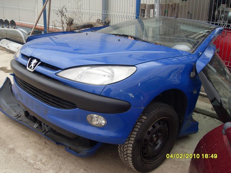 Dezmembrez Peugeot 205 2003 Benzina Coupe - 16 Octombrie 2011 - Poza 1