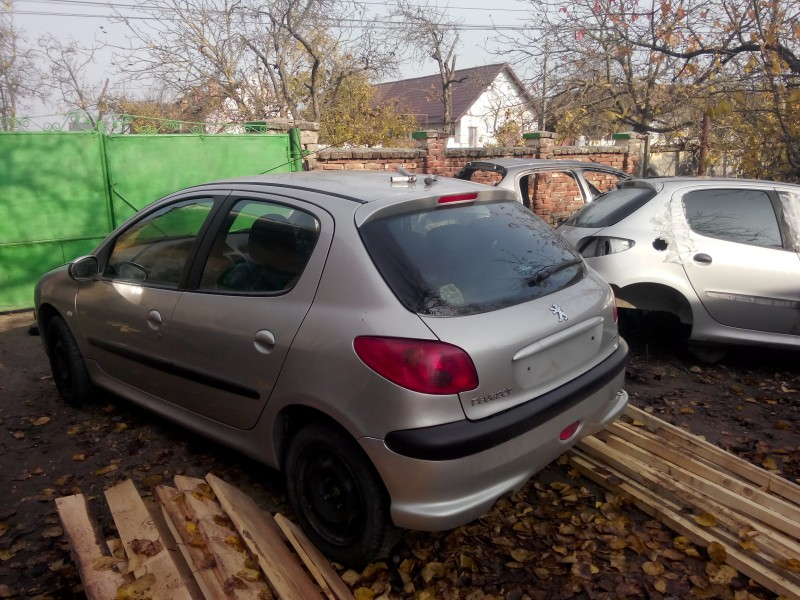 Dezmembrez Peugeot 206 - Poza 1