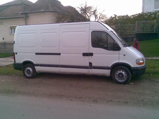 Dezmembrez Renault Master 2000 Diesel Monovolum - 23 August 2012 - Poza 1