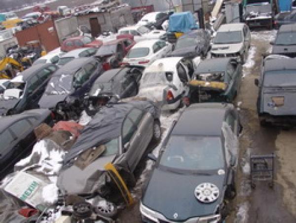 Dezmembrez Renault Megane 2005 Diesel Berlina - 31 Martie 2012 - Poza 1