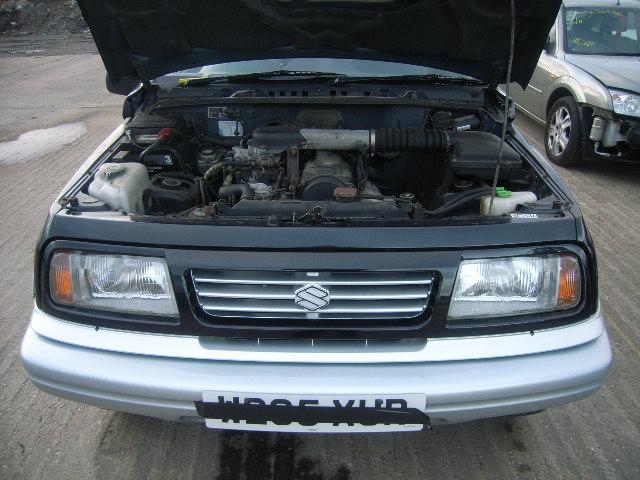 Dezmembrez Suzuki Vitara 2000 Benzina Berlina - 17 Octombrie 2011 - Poza 2