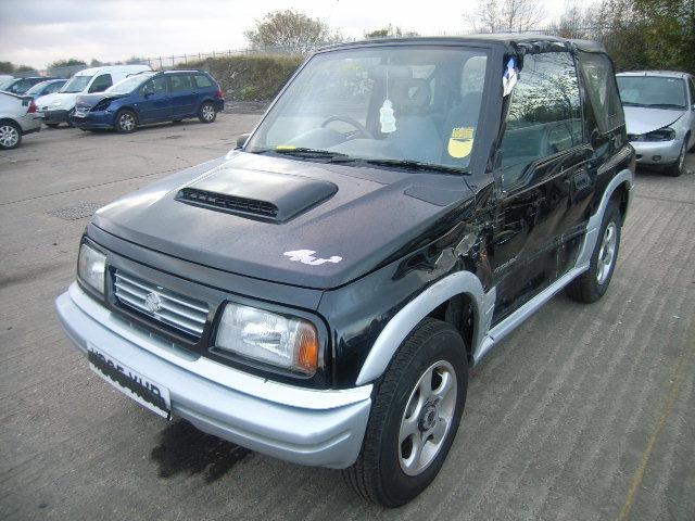 Dezmembrez Suzuki Vitara 2000 Benzina SUV - 13 Ianuarie 2012 - Poza 4