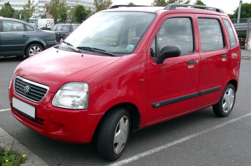 Dezmembrez Suzuki Wagon - Poza 1