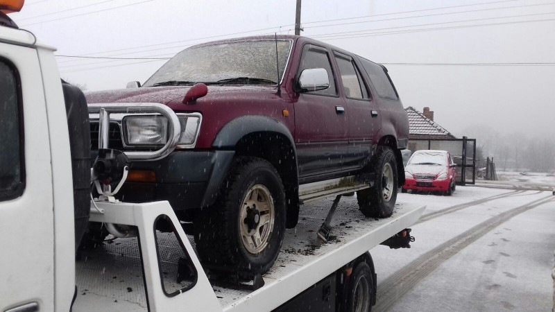 Dezmembrez Toyota Hilux - Poza 4