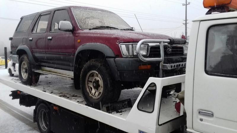 Dezmembrez Toyota Hilux - Poza 1
