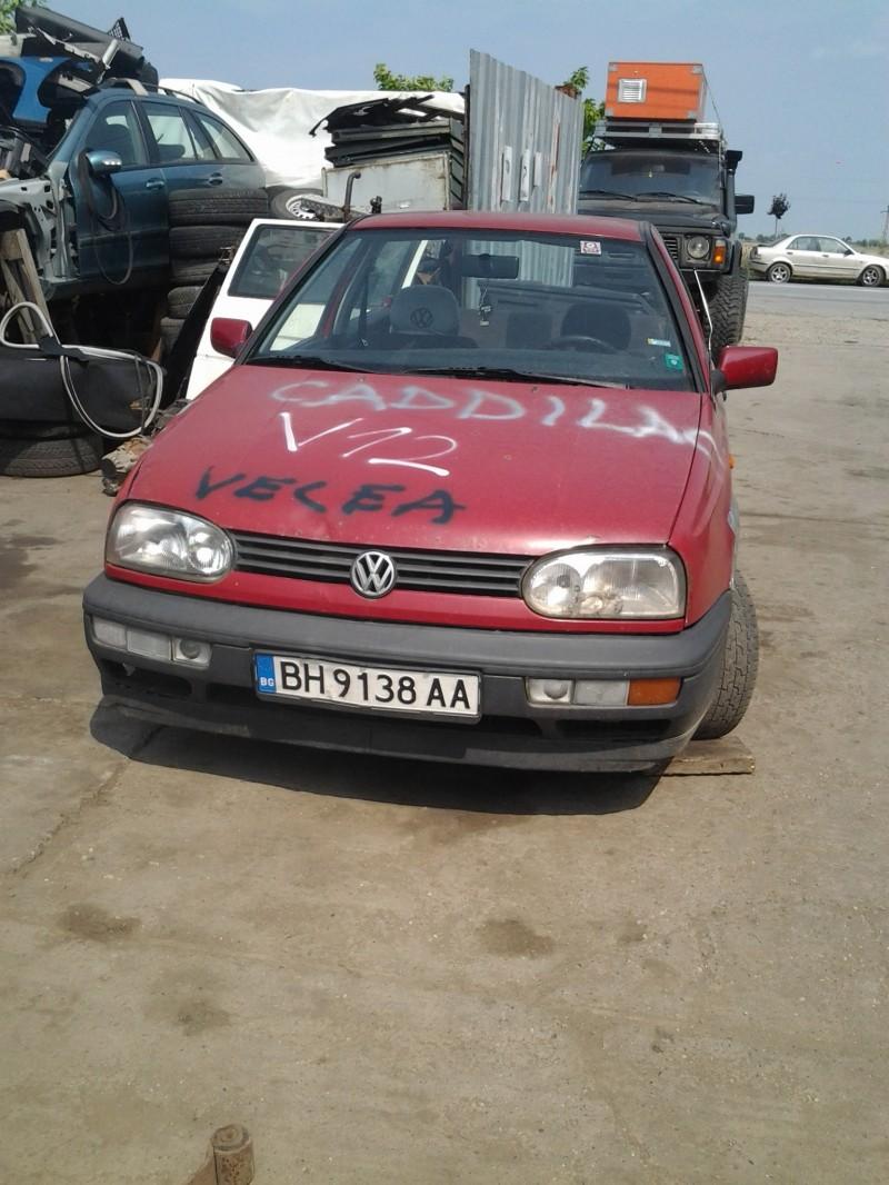 Dezmembrez Volkswagen Golf-III - Poza 4