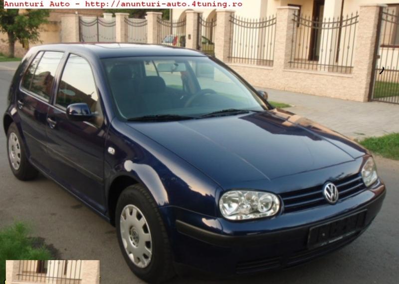 Dezmembrez Volkswagen Golf-IV - Poza 1
