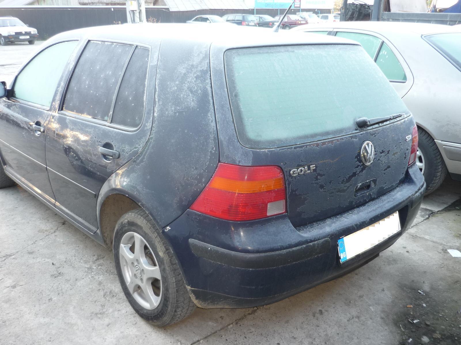 dezmembrez volkswagen golf iv 2000 diesel hatchback 19 octombrie 2011 10078. Black Bedroom Furniture Sets. Home Design Ideas