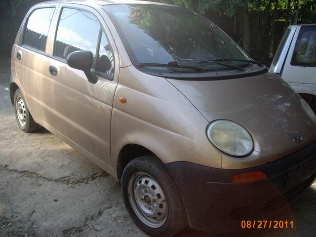 Dezmembrez matiz-vand piese, subansamble Daewoo Matiz - 29 August 2011 - Poza 1