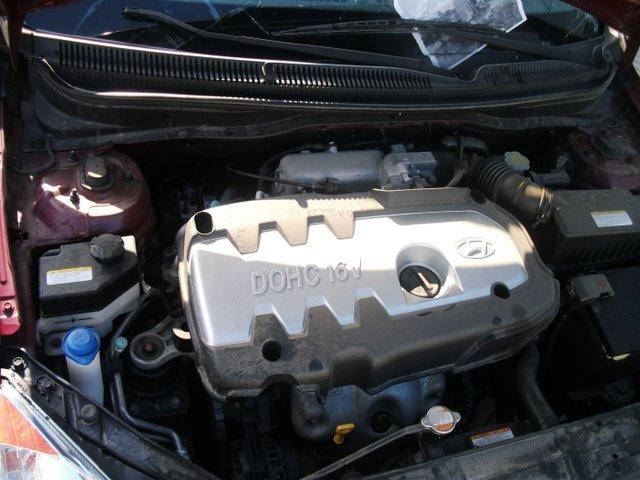 Hyundai Accent avariat 2007 Benzina Berlina - 11 Iulie 2011 - Poza 3