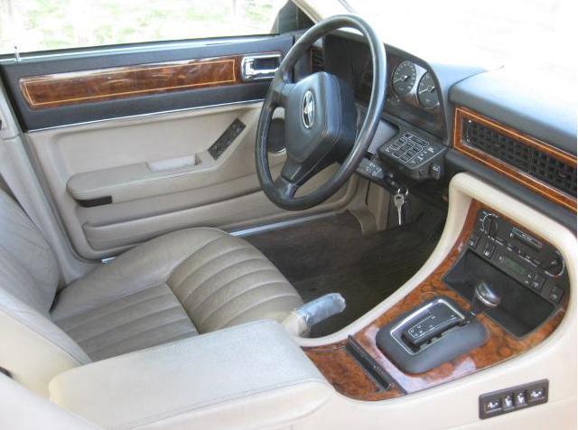 Jaguar Sovereign avariat 1992 Benzina Berlina - 18 Iunie 2011 - Poza 1