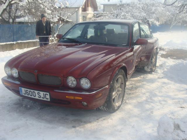 Jaguar XJ6 avariat 1998 Benzina Berlina - 27 Ianuarie 2011 - Poza 4