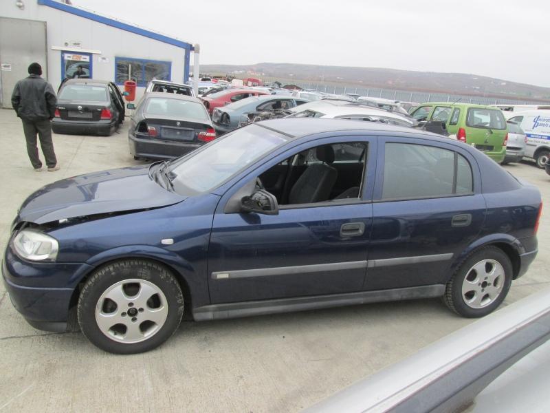 Janta aliaj - Opel Astra-G din piese  dezmembrari auto - Poza 1