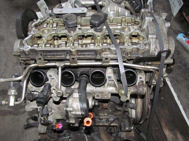 Motor cu anexe - Audi A3 din piese  dezmembrari auto - Poza 2