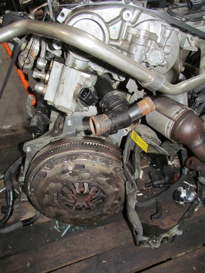 Motor cu anexe - Audi A3 din piese  dezmembrari auto - Poza 1