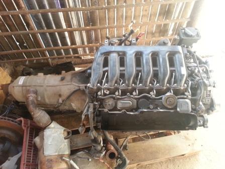 Motor cu anexe BMW 530 - 15 Martie 2013 - Poza 1