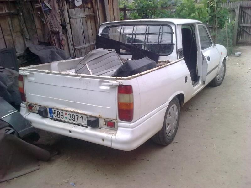 Motor cu anexe - Dacia 1307 din piese  dezmembrari auto - Poza 1