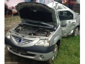 Motor cu anexe - Dacia Logan