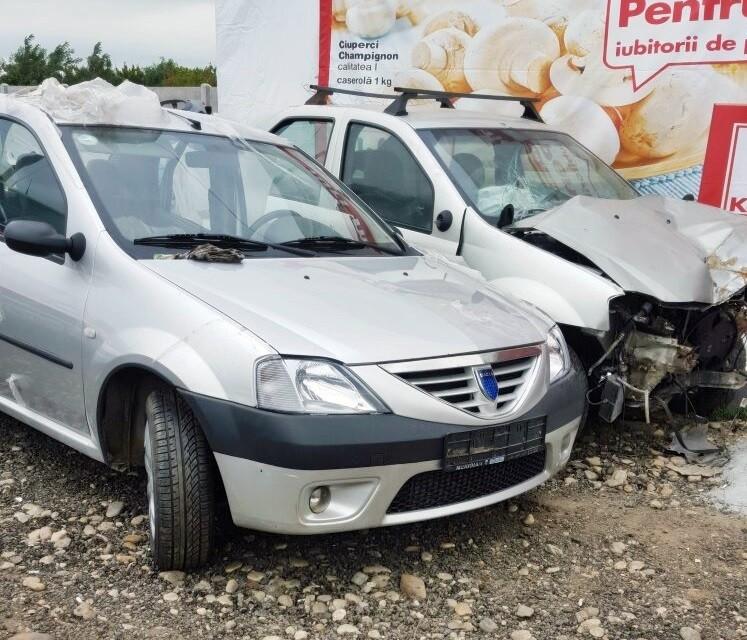 Motor cu anexe - Dacia Logan I din piese  dezmembrari auto - Poza 1